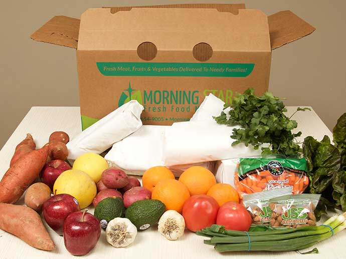 Morning Star Fresh Food Delivery