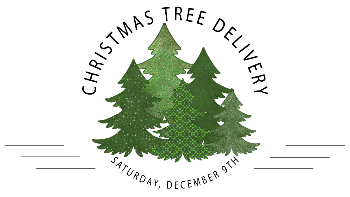 Deliver Christmas Trees