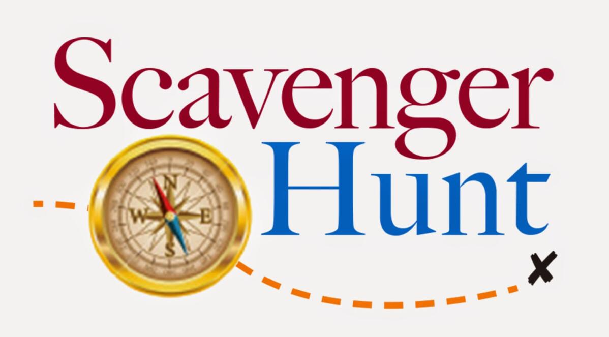 Youth: Scavenger Hunt