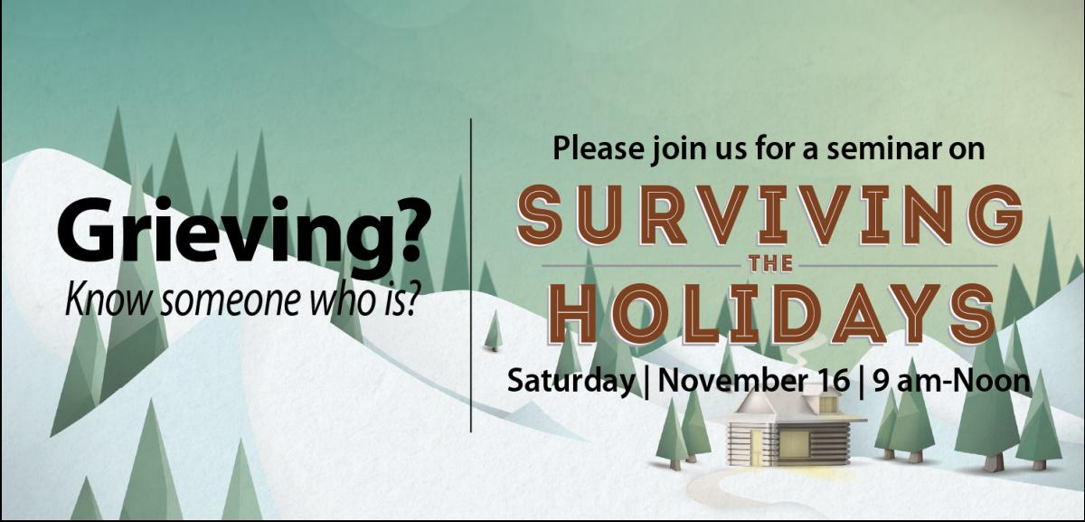 GriefShare Seminar: Surviving the Holidays