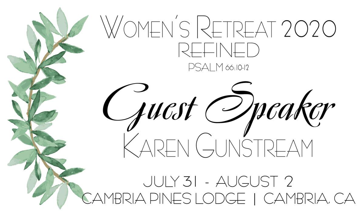 Women's Retreat Summer 2020